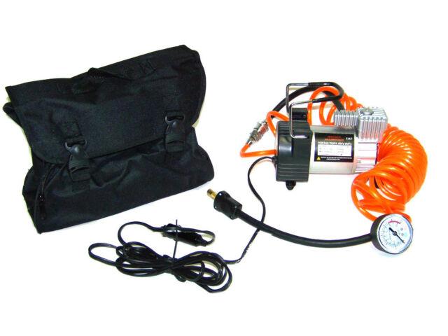 12 Volt Air Compressor Heavy Duty >> Heavy Duty Portable Mini Air Compressor Metal Tire Infaltor Pump 12 Volt Car 12v