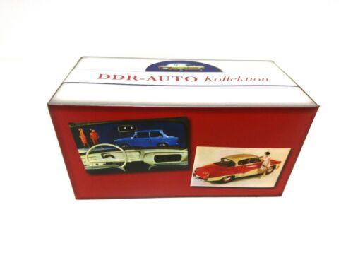 Trabant 1.1 pick-up 1:43 Voiture ATLAS Model Car DDR038