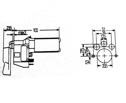 Blinkerschalter Hella Warnblinker Kombination Warnblinkschalter für Traktor