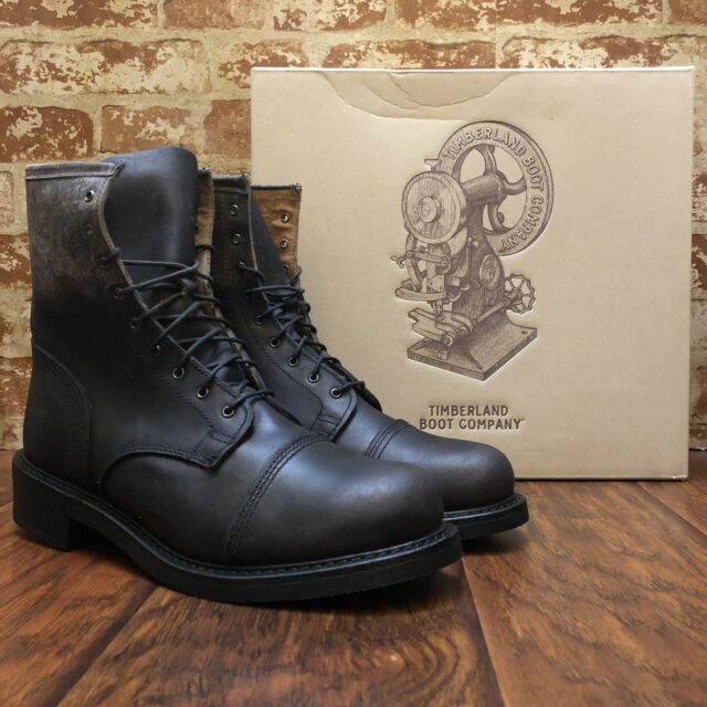 $495 TB0A1JR Timberland Boot Company Smuggler's 8 inch Cap Toe Boots all Sizes
