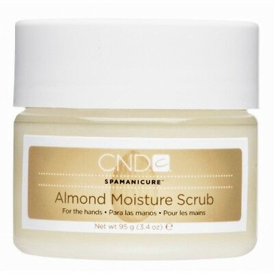 Health & Beauty Other Nail Care Cnd Spamanicure Almond Moisture Scrub 17.5 Oz