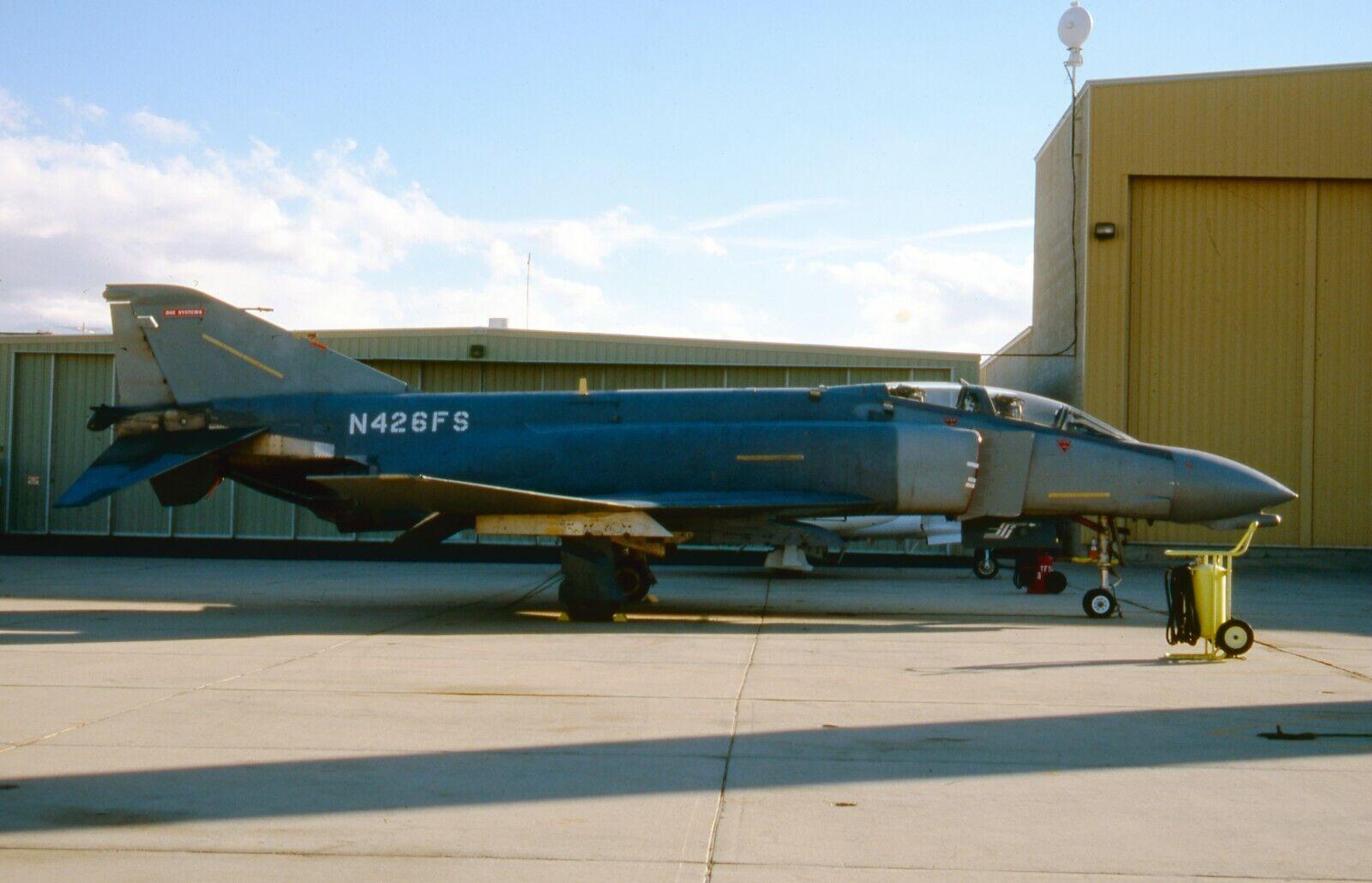 BAE N426FS McDonnell Douglas F-4D Phantom II Experimental Photo Print