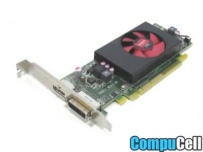 Warranty Genuine Dell ATI Radeon HD 8490 1GB Graphics Card //// Tested