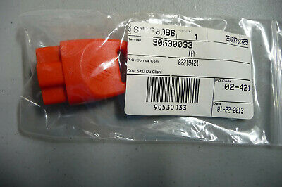 Black and Decker Genuine OEM Replacement Key # 90530033