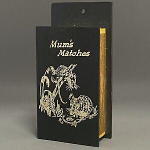 Vintage-Retro-Kitsch-Kitchenalia-034-Mum-039-s-Matches-034-Country-Kitchen-Stove-Aga