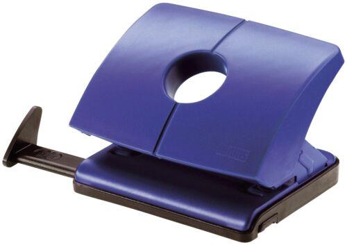 Büro NOVUS B 216 blau Bürolocher Metall // Kunststoff 1,6 mm//16 Bl. Locher