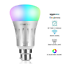 ENER-J-SHA5203-B22-6-5W-B22-WIFI-RGB-W-LAMP-AMAZON-ALEXA-COMPATIBLE