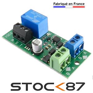 5351-Detecteur-de-presence-DCC-par-consommation-de-courant-module-train-HO-N