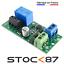 5351-Detecteur-de-presence-DCC-par-consommation-de-courant-module-train-HO-N miniatuur 1
