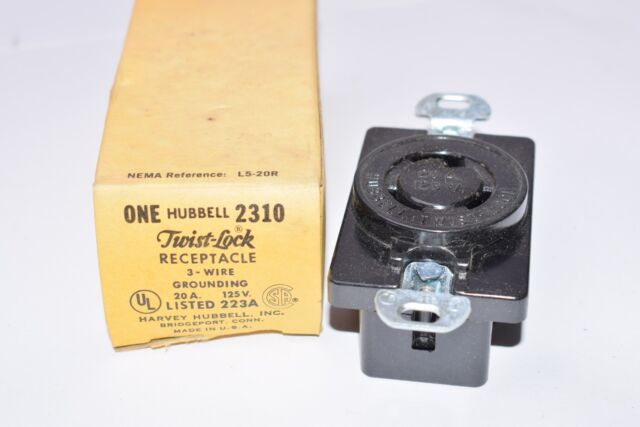 Hubbell  Part  2310  L5
