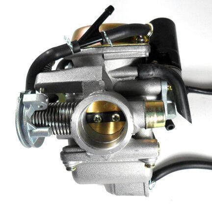 more Ice Bear 150cc 4-Stroke Scooter Carburetor Shadow Bullet Bandit Falcon