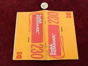 Ancien Catalogue Brochure Matériel Photo N 27 Kodak Instamatic