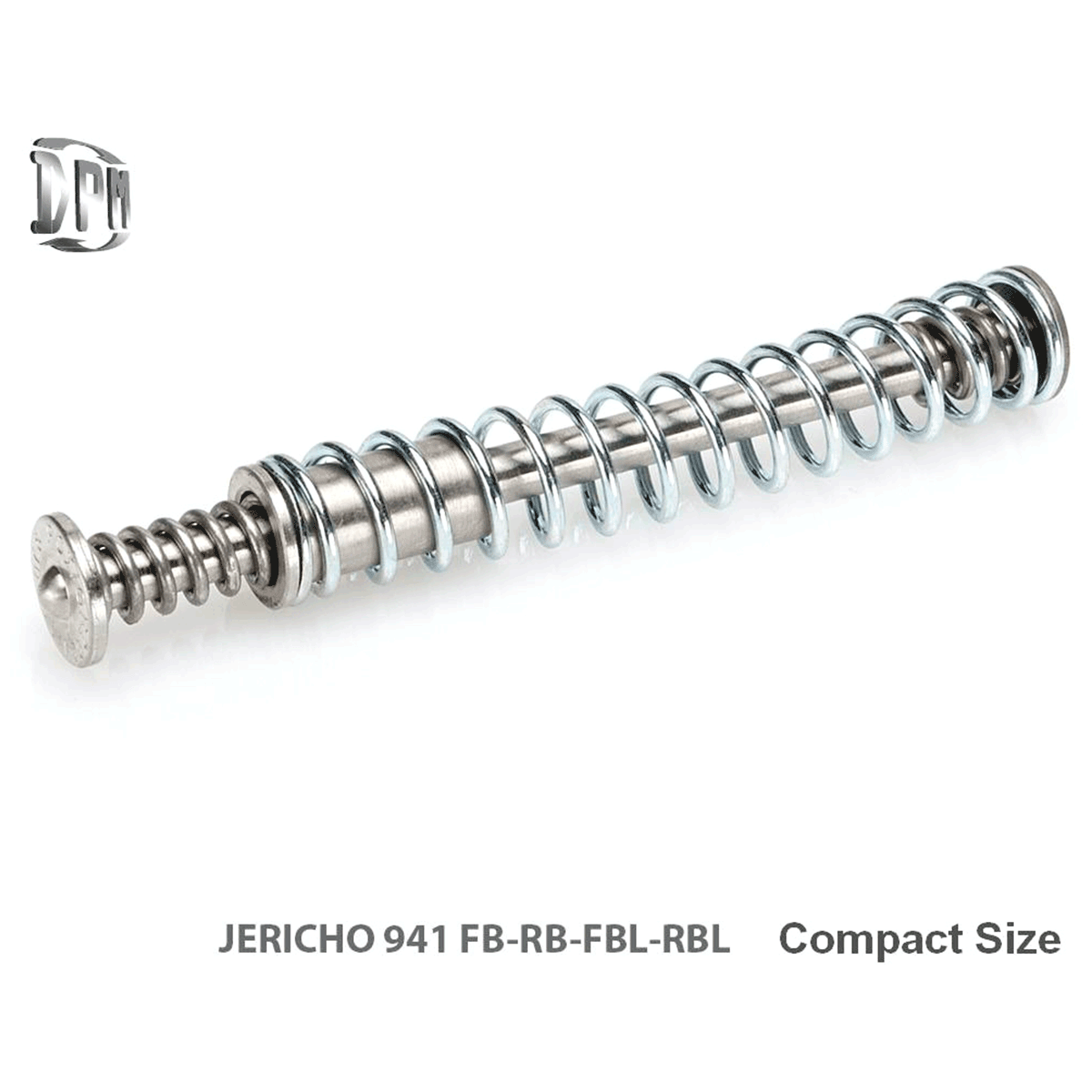 DPM Recoil Spring System Jericho 941 Compact FB RB Rod FBL RBL Rod RB Length 75mm/2.95