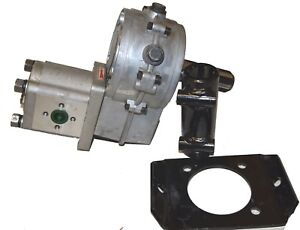 Hydraulic-Gear-pump-series-2-with-Gearbox-Tractor-drive-with-PTO-coupling