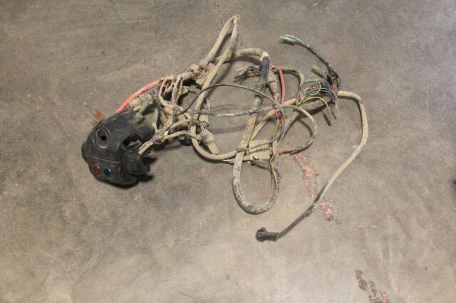 1993 Yamaha Timberwolf 250 Main Wiring Harness Free Shipping