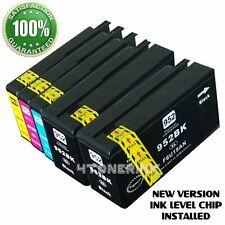 4pk Black/&Color Ink Cartridge Set for HP 952XL OfficeJet Pro 8710 8715 8720 8725
