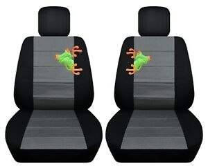 front set car seat covers fits 1997 2020 toyota camry with frog design ebay ebay