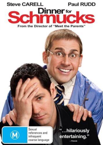 1 of 1 - Dinner For Schmucks (DVD, 2011)