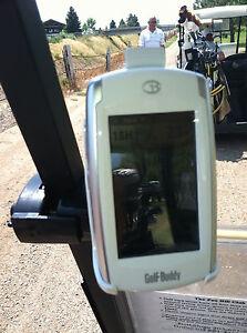 Golf Cart Mount 4 Golf Buddy World Platinum & Tour GPS | eBay Golf Cart Security Buddy on golf buddy support, golf buddy customer service, golf baby cart, golf buddy accessories,
