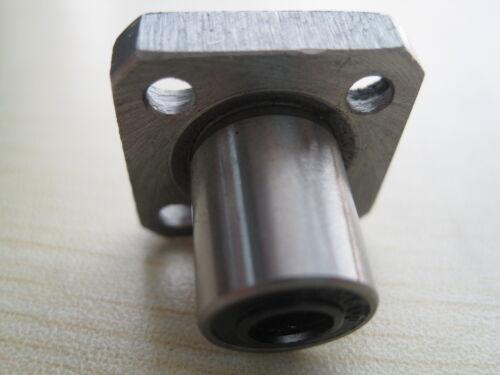 1 X 16 mm LMK16UU Flange Router Shaft Bearing XYZ CNC LMK Series