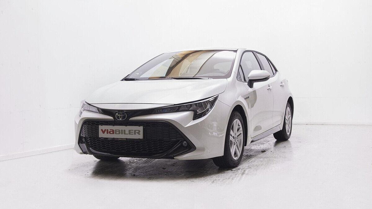 Toyota Corolla 1,8 Hybrid H3 Smart MDS 5d - 259.900 kr.