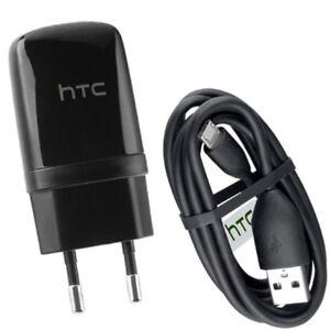 HTC Ladegerät + Datenkabel für HTC One M7