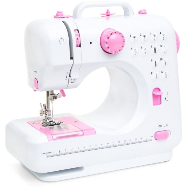 Beginner Sewing Machine For Teens Small Portable Mini Kit Electric Beauteous Sewing Machine Beginners Kit
