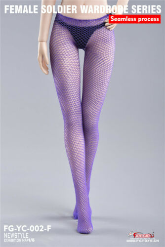 "Fire Girl Toys 1//6 FG-YC-002 Wardrobe Series Seamless Pantyhose F 12/"" Female Toy"
