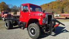 International 4x4 Cab And Chassis
