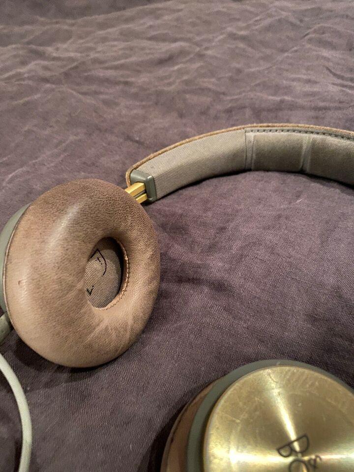 headset hovedtelefoner, B&O, B&O headset