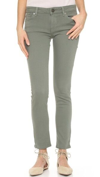 DL1961 Echo Angel Ankle Cigarette Jeans Size 31 NWT