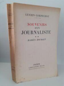 Guantone Lucien Bambini Ricordi di Un Reporter Spilla 1936 Plön Parigi
