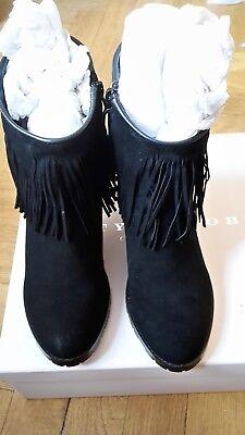 Støvler Find i brugt Frynse på Køb og støvler DBA Sko EI9H2WDY