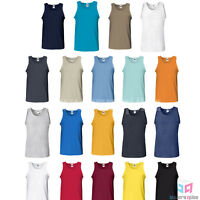Men's Triple A Alstyle Blank Tank Tops Available In S/m/l/xl-3xl