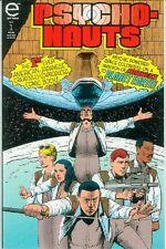 Psychonauts # 1 (of 4) ( Motofumi Kobayashi)(USA, 1993)