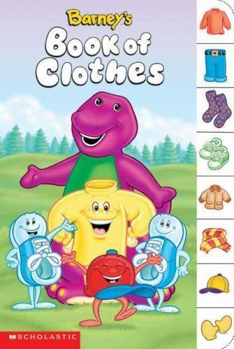 Barney Ser Barney S Book Of Clothes By Nancy Parent 2004 Children S Board Books For Sale Online Ebay