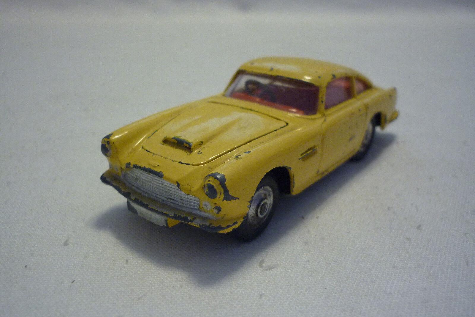 Corgi Toys - Vintage Metal Model - ASTON MARTIN D.B.4 (Corgi 50)