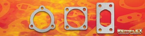 3 Piece Set Inlet//Outlet//HKS Wastegate Remflex 18-002 A/'Pexi RX6A Gasket Set