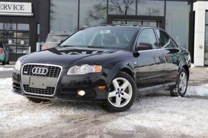 2008 Audi A4 2.0T Progressiv