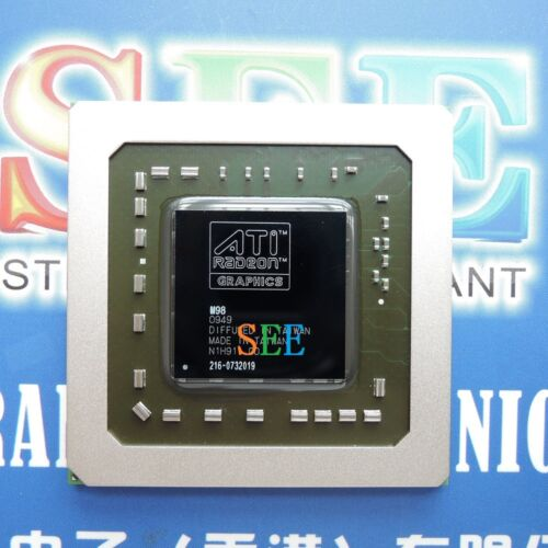 Original  Mobility Radeon HD 4850M 216-0732019 VGA Chipet for iMac DC:09+