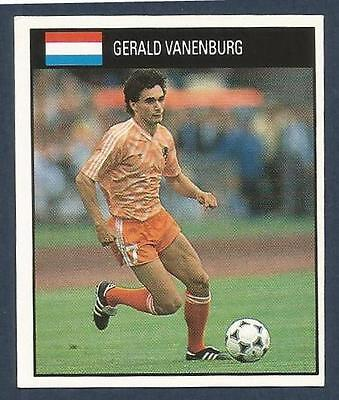 ORBIS 1990 WORLD CUP COLLECTION-#128-HOLLAND-BERRY VAN AERLE