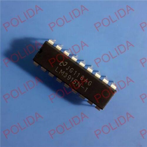 10PCS LED Display Driver Ic NSC DIP-18 LM3915N-1 LM3915N-1//NOPB