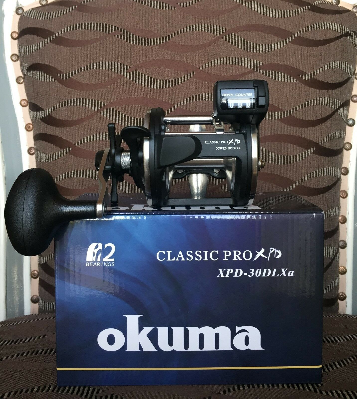 OKUMA xpd30dlxa Classic Pro XPD sinistra mano multi ruolo