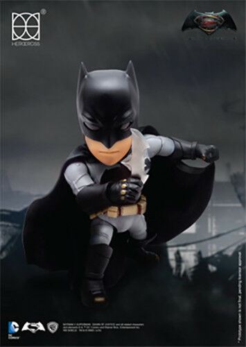 Batman VS Superman Batman Hybrid Metal Figuration Action Figure HEROCROSS
