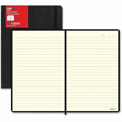"""Dominion Blueline Note Pads Office Supplies Inc Notebook Noteletts Edge Flexible Cover 9""""x6"""" 6/pk Bk Meticulous Dyeing Processes"""