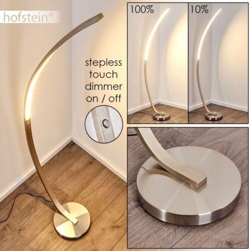 Touchdimmer LED Steh Leuchte Wohn Schlaf Raum Beleuchtung edle Boden Stand Lampe