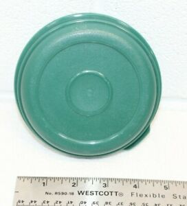 """REPLACEMENT Rubbermaid Servin Saver Round #7 Green Lid Snap Seal 0019  4 7//8/"""""""