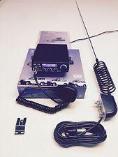 4 X 4 CB Radio AM/FM Kit de arranque equipo TS-6M Springer Antena CB & Montaje Lateral