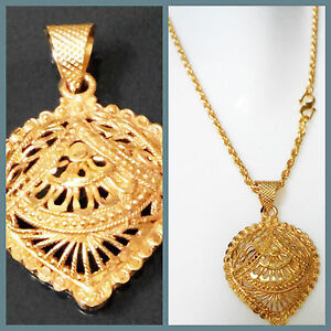 Engagement & Wedding Ethnic Goldplated Designer Necklace Charm Chain Pendant Traditional Jewellery Bridal & Wedding Party Jewelry