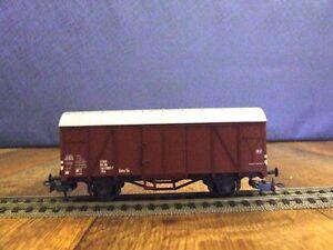 Liliput-HO-235-Closed-Wagon-4-Wheel-034-Norm-Rader-034